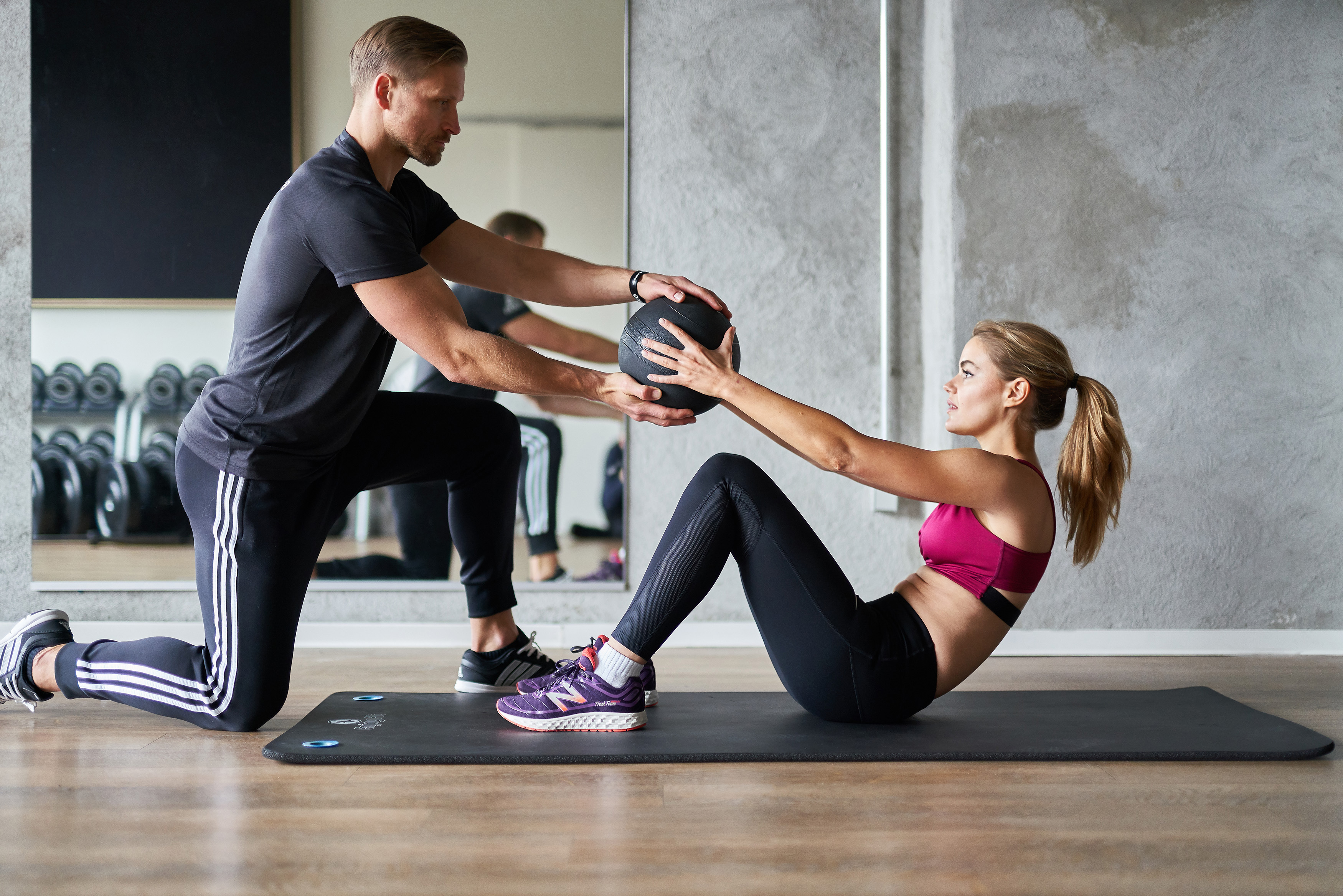 Secrets to become a fitness trainer – Lipo Now